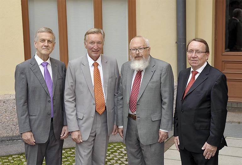 Kimmo Kontulasta Yrjö Jahnssonin säätiön hallituksen uusi puheenjohtaja