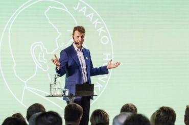 Risto Siilasmaa piti Jaakko Honko –luennot disruptiosta ja muutosjohtamisesta